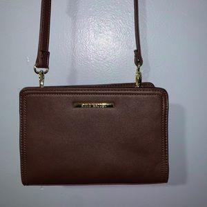 Steve Madden crossbody purse plum